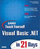 img - for Sams Teach Yourself Visual Basic .NET in 21 Days book / textbook / text book