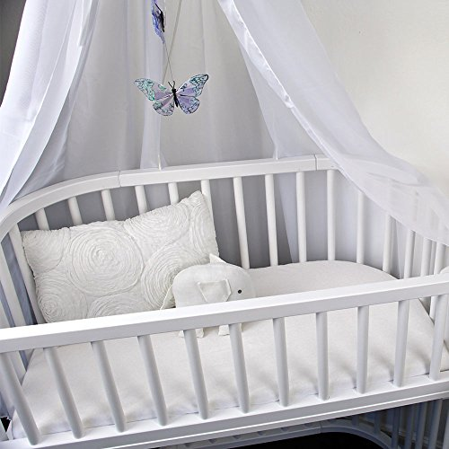 Babybay Bedside Sleeper Pure White Finish Buy Online