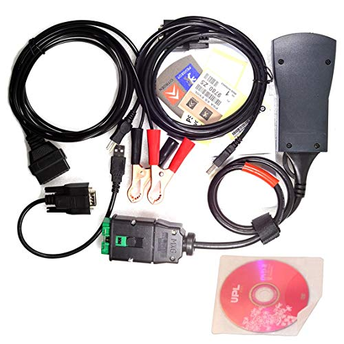 PP2000 OBDII Diagbox V7.83 Automotive Diagnostic Tool for Citroen Peugeot Car