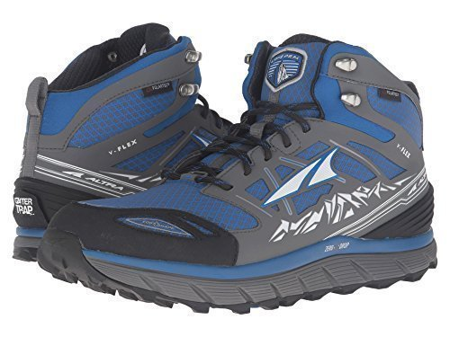 Altra Lone Peak 3.0 Mid Neo Shoe - Men's Electric Blue 14 -  074345681767