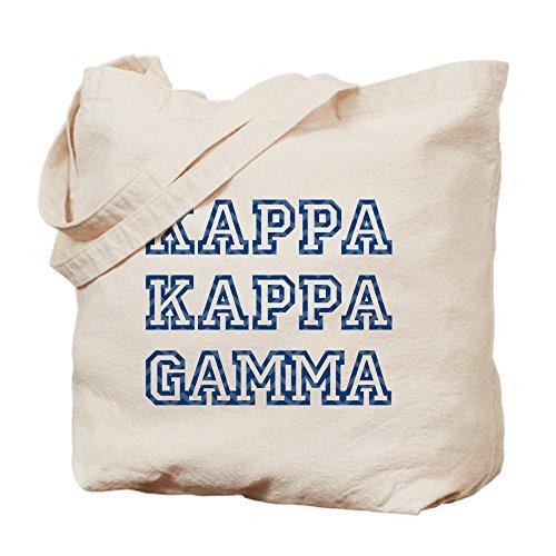 Kappa Bag Shopping Cloth Natural Tote Kappa Canvas CafePress Gamma Bag Athletic Tzqv5fZxw1