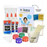 Kids DIY Slime Making Kit - Slime Supplies Set for