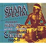 Ghana Special: Modern Highlife, Afro-sounds and Ghanaian Blue 1968-81