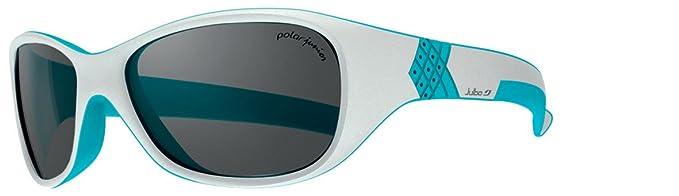Julbo Solan Polar Junior Lunettes de Soleil Mixte Enfant, Gris Bleu, Taille  S f773ec3d6bf3