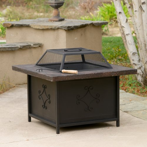 Best selling home decor johns outdoor fire pit copper for Best selling home decor products