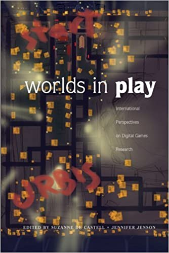 Book Worlds in Play: International Perspectives on Digital Games Research (New Literacies and Digital Epistemologies,) (2007-06-29)