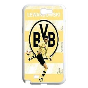 Sexyass Dortmund Samsung Galaxy Note 2 Cases Dortmund Poster, Dortmund [White]