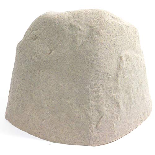 Emsco Group 8282-1 Natural Sandstone Look - Medium - Lightweight - Easy to Install-16.5x20x15 Landscape Rock ()