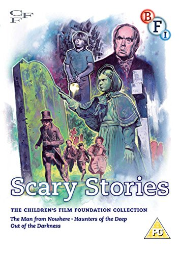 Children's Film Foundation Collection (Vol. 4): Scary Stories ( The Man from Nowhere / Haunters of the Deep / Out of the Darkness ) [ NON-USA FORMAT, PAL, Reg.2 Import - United Kingdom ]