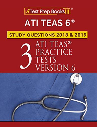 photo regarding Free Printable Teas Study Guide named ATI TEAS 6 Research Concerns 2018 2019: A few ATI TEAS Prepare Checks Edition 6