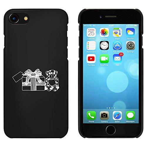 Noir 'Cadeaux' étui / housse pour iPhone 7 (MC00067023)