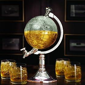 Globe dispenser
