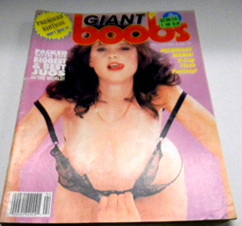 Giant Boobs April 1991 Busty Adult Magazine Tamara Lee & Melissa (Giant Boobs)