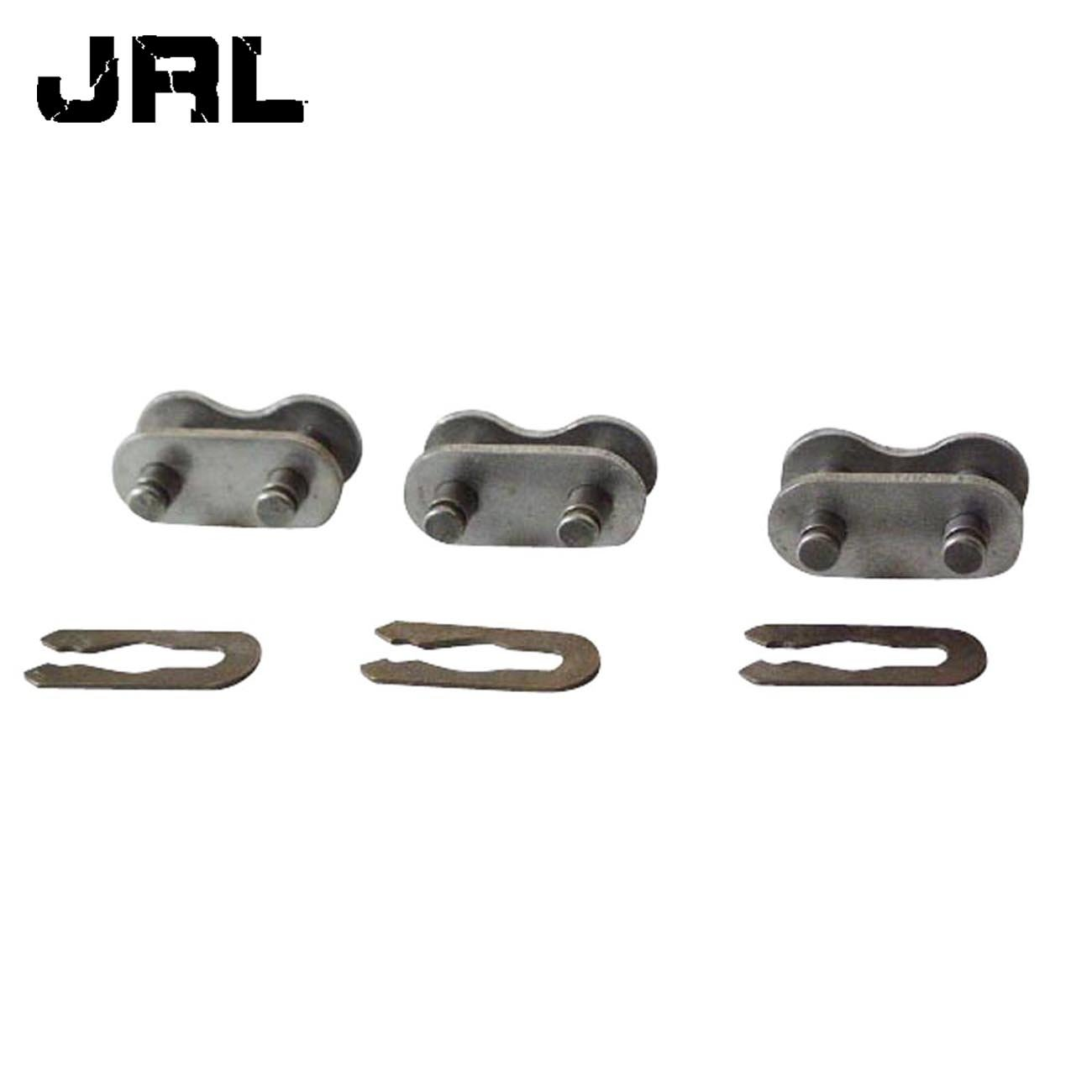 jrl 3/x cadena Master Link y Kit de juntas para 49/66/80/cc 2/tiempos motor motorizado bicicleta