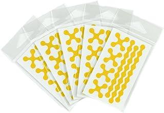 RydeSafe riflettente decalcomanie modulare–Mini–5pezzi–(giallo),