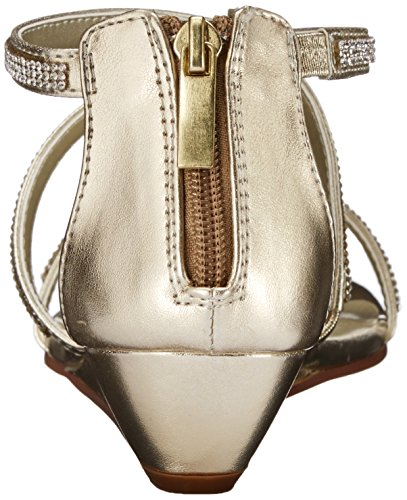Touch Ups Dress metallic Women's Gold Moriah Sandal OrdOqy