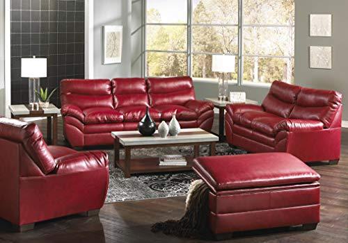 Lane Home Furnishings Soho Bonded Leather Loveseat