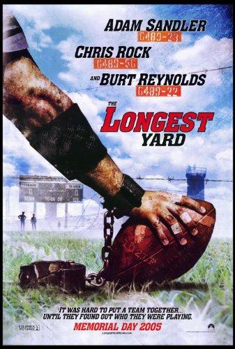 Movie Posters The Longest Yard - 27 x 40 (Longest Yard Poster)