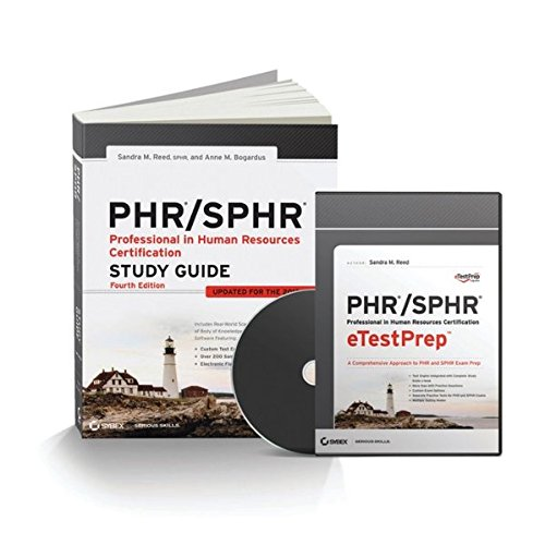 PHR / SPHR Professional in Human Resources Total Test Prep - Buy