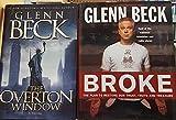 img - for Set of 2 Glenn Beck Hardcovers