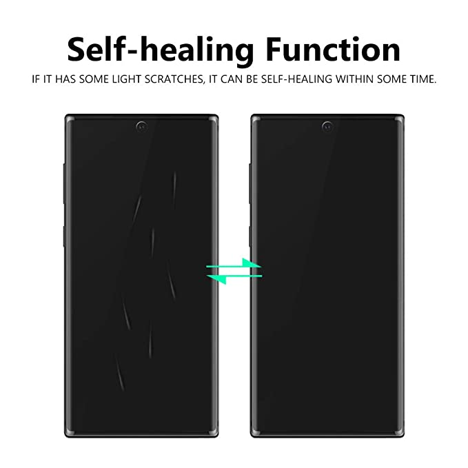 Amazon.com: Galaxy Note 10 Plus Privacy Screen Protector ...