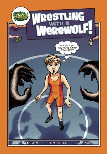 Wrestling with a Werewolf (Spooky Sports) ebook