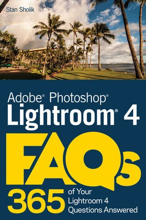 Photoshop Lightroom 4 FAQs