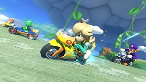 Mario Kart 8 Limited Edition with Spiny Blue Shell Collector's Item UK PAL Version[Nintendo Wii U] NEW by Nintendo (Image #3)
