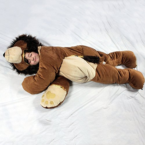 For children up to 60 inches tall. The original SnooZzoo ...