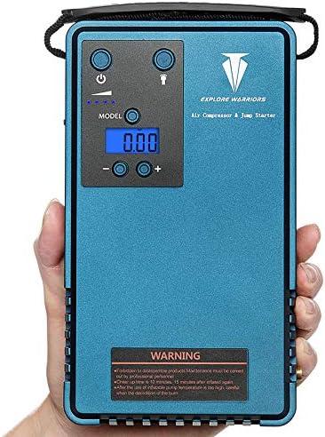 Compressor Starter Pressure capacity pressure
