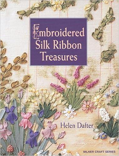 Read Embroidered Silk Ribbon Treasures PDF, azw (Kindle), ePub
