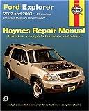 img - for Ford Explorer 2002 thru 2003 (Haynes Repair Manual) book / textbook / text book