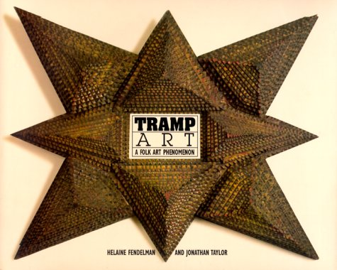 Tramp Folk Art - Tramp Art: A Folk Art Phenomenon