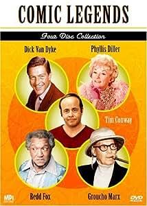 Comic Legends: 4-Disc Collection