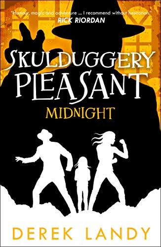Midnight (Skulduggery Pleasant, Book 11) (Pleasant 4 Skullduggery Book)