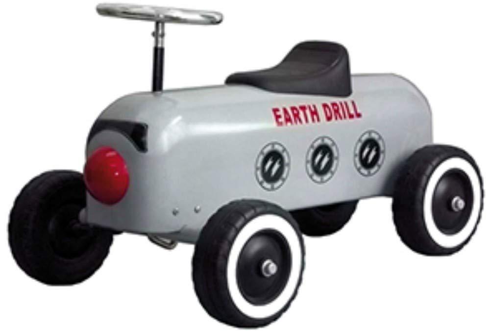 Juguete Infantil Decorativo de Metal CORREPASILLOS Earth Drill. Juguetes y Juegos de Colección. Regalos Originales para Navidad, Reyes o Cumpleaños. Decoración Clásica.