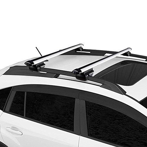 Gutterless Car - LeeMas Inc 1 Pair Universal 48
