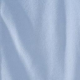 HALO Big Kids SleepSack Micro Fleece Wearable Blanket, Blue, 2-3T
