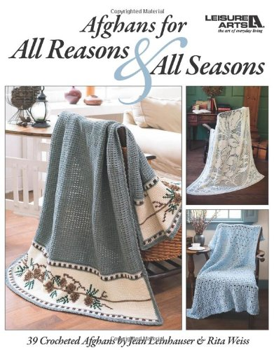 Download Afghans for All Reasons & All Seasons  (Leisure Arts #4422) pdf epub