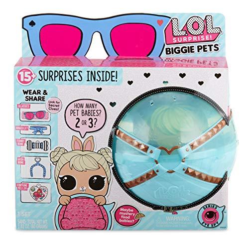 L.O.L. Surprise! Biggie Pet Cottontail Q.T. Now $13.99 (Was $39.99)