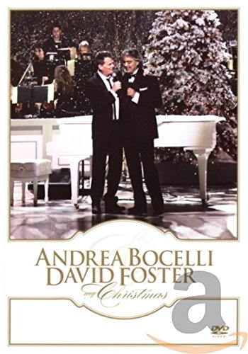 Andrea Bocelli / David Foster: My Christmas from Uni