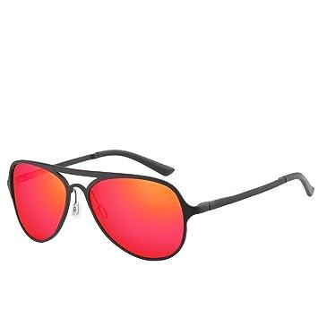 AAMOUSE Gafas de Sol Gafas de Sol polarizadas de Aluminio y ...
