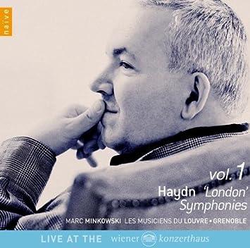 ハイドン《ロンドン・セット》第1集(交響曲93~98番)