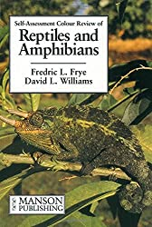 Reptiles and Amphibians: Self-Assessment Color Review (Veterinary Self-Assessment Color Review Series)