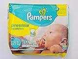 Pampers Swaddlers Preemie Mini Pack 20 Count