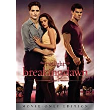 Twilight Saga, The: Breaking Dawn Part 1