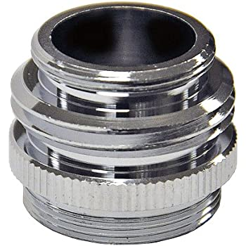 Faucet Aerator Adapter Kit - Six (6) Piece, Male & Female - - Amazon.com