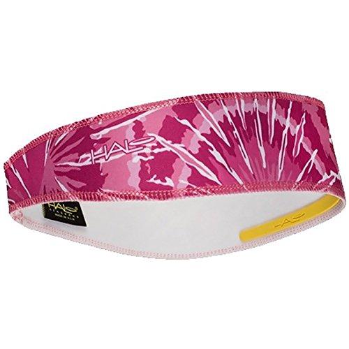 Halo Headbands Halo II Sweatband Pullover, Pink Tie Dye