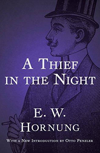 thief in the night a book of raffles adventures e w hornung