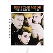 Depeche Mode - The Singles 81 - 85 (ISBN #0.7119.0797.8 - shown on back cover - (this is not the Dubliners))